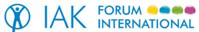 IAK | Forum International Logo